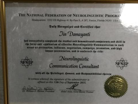 nlp-consultant