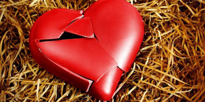 cara mengobati putus cinta dengan mudah