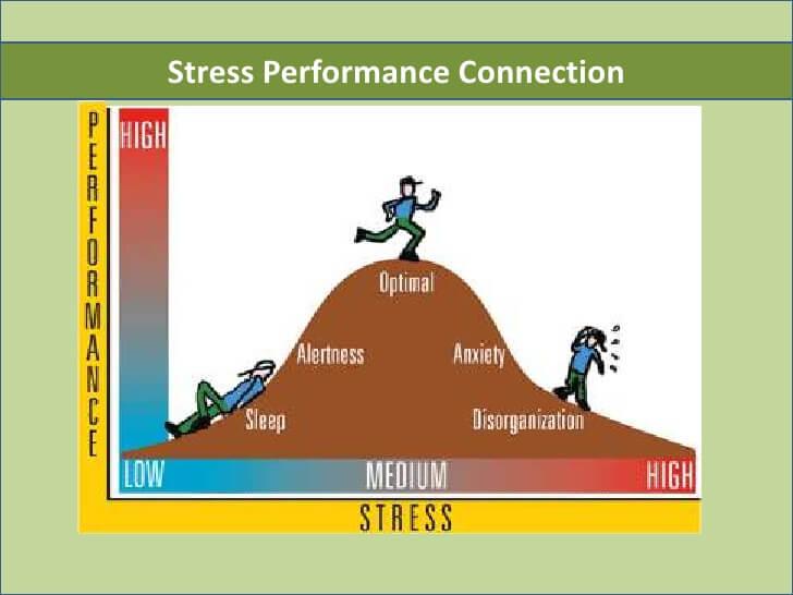 hubungan stres dan performance