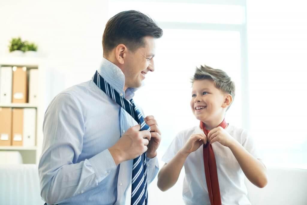 melatih keberanian dan percaya diri anak